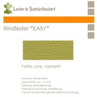 Rind-Möbelleder EASY - 2314 rosmarin