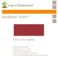 Rind-Möbelleder EASY - 2315 paprika