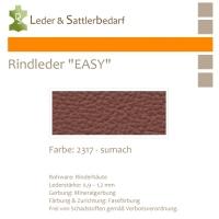 Rind-Möbelleder EASY - 2317 sumach