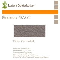 Rind-Möbelleder EASY - 2321 beifuß