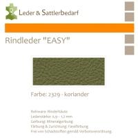 Rind-Möbelleder EASY - 2329 koriander