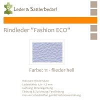 Rindleder Fashion-ECO - 1/2 Haut - 11 flieder hell
