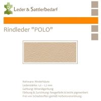 Rind-Möbelleder POLO - 7525 sabbia