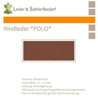 """Rind-Möbelleder """"POLO"""" - 7527 terrone"""