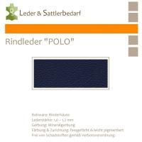 Rind-Möbelleder POLO - 7565 oceano