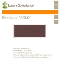 Rind-Möbelleder POLO - 7566 magenta