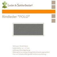 Rind-Möbelleder POLO - 7590 rhino
