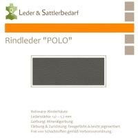"Rind-Möbelleder ""POLO"" - 7594 delphino"