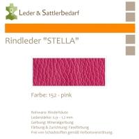 Rindleder STELLA - 152 pink - DinA3