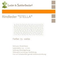 Rindleder STELLA - 73 weiß