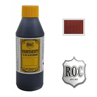 ROC Lederfarbe - 250ml - rotbraun (red brown)