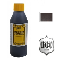 ROC Lederfarbe - 250ml - schwarzbraun (earth brown)