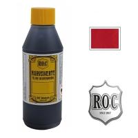 ROC Lederfarbe - 250ml - signalrot (red)