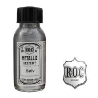 ROC Metallicfarbe - 60ml - silber (silver)