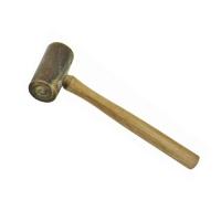 Hammer mit Spezial-Rohautkopf - ca. 155g