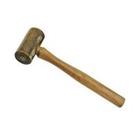 Hammer mit Spezial-Rohautkopf - ca. 235g