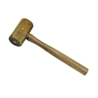 Hammer mit Spezial-Rohautkopf - ca. 280g