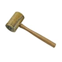 Hammer mit Spezial-Rohautkopf - ca. 400g