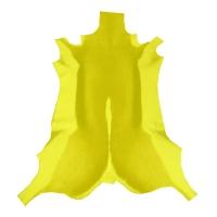 Springbockfell - gelb