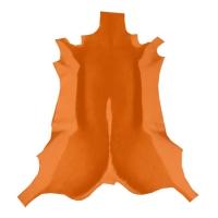 Springbockfell - orange