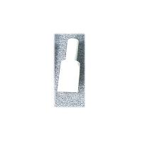 Swivel-Knife Klinge - Ceramic Straight Blade 10