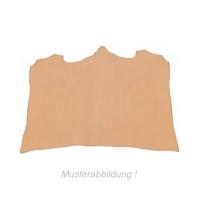 Tooling Leather - Hälse natur - 2,0 - 2,5 mm