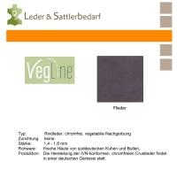 VegLine Nappa - halbe Haut - flieder