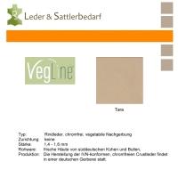 VegLine Nappa - halbe Haut - tara