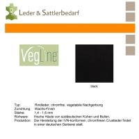 VegLine Trapper - halbe Haut - black