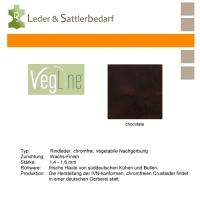 VegLine Trapper - halbe Haut - chocolate