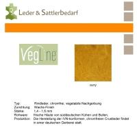 VegLine Trapper - halbe Haut - curry