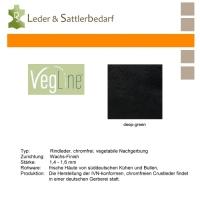 VegLine Trapper - halbe Haut - deep-green