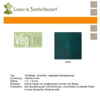 VegLine Trapper - halbe Haut - türkis