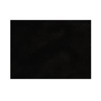 Velourleder CLASSIC - Zuschnit Din A3 - schwarz