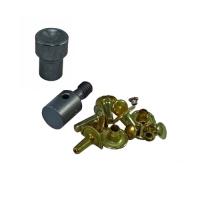 Werkzeugeinsatz Nieten RIV34DC - 9mm - geschlossen